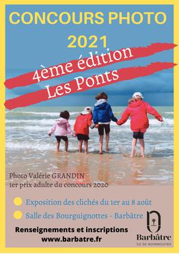 Concours photo 2021