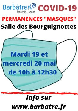 Permanences Masques